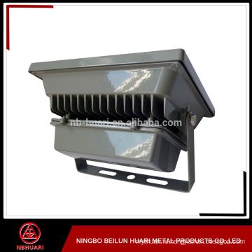 Мощный алюминиевый литой под давлением наружный светодиодный фонарь наводнений