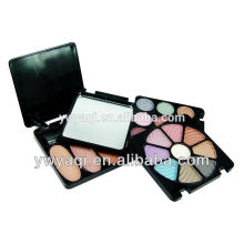 FOF wholesale makeup eyeshadow palette naked eyeshadow 8 colors eyeshadow case