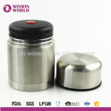 New Business Idea Hot Selling 18/8 Stainless Steel Double-Wall Vacuum Food Container