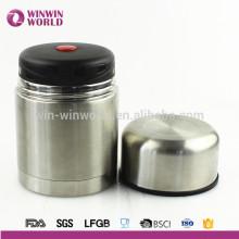 Ideia nova do negócio Venda quente 18/8 de aço inoxidável Double-Wall Vacuum Food Container