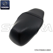 ZNEN SPARE PART ZN50QT-E1 Asiento negro (P / N: ST06063-0004) Calidad superior