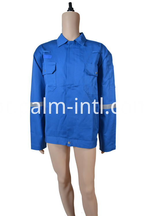 Flame Retardant Middle Bule Suit