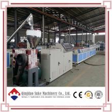 Certificación CE de la máquina de fabricación de extrusión de tableros WPC