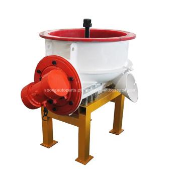 Rodas de carro liga máquina de polimento de aro de roda