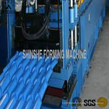 Color Coated Metal Roofing Sheet Forming Line