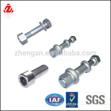 hot sell zinc plated elevator bolt