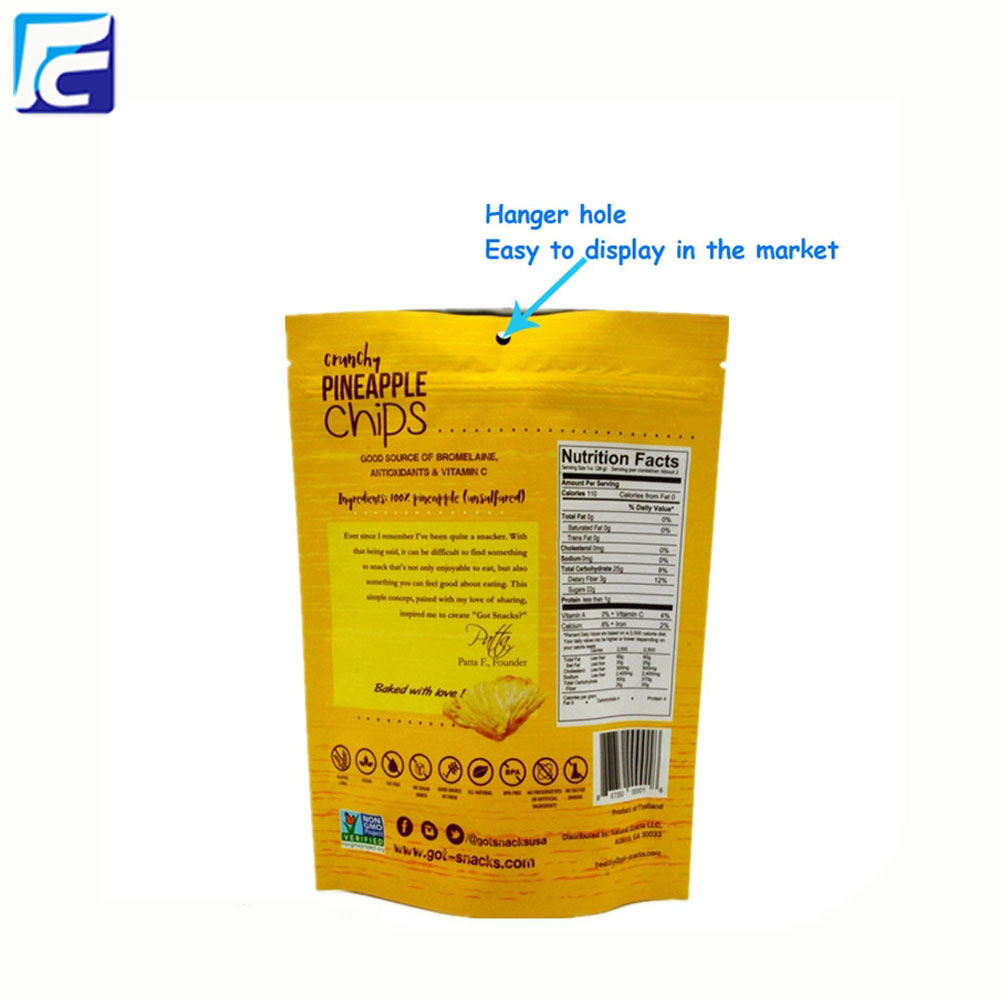 Food Grade Plastic Bag