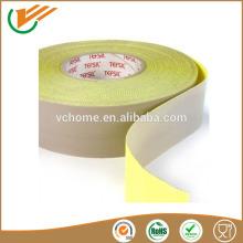 PTFE de alta temperatura PTFE TEFLON Cinta de liberación adhesiva