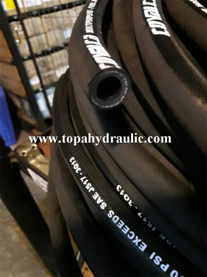 Sunflex flexible reinforced high pressure hose