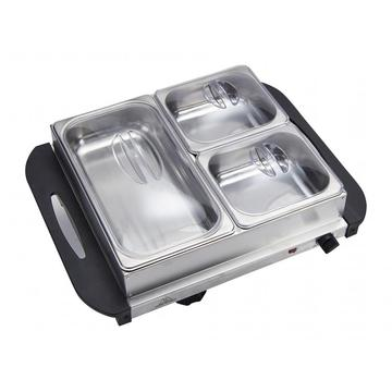 Europa Buffet Server 3Pans