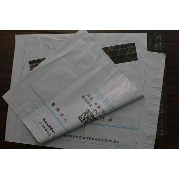 Sac en polyéthylène de courrier promotionnel de LDPE