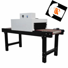 IR-T650 Midwave T-Shirt Flash Dryer IR Tunnel Oven