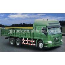 Camión de carga pesado del cargo de SINOTRUK 6 * 4 de la venta caliente del precio bajo de China con 25 toneladas de capacidad de carga