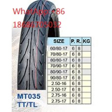 Motorcycle Tyre 2.50-16 2.50-17 2.75-16 2.75-17