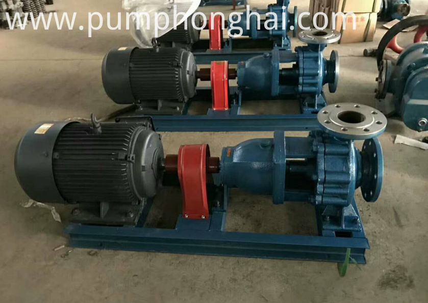 Stainless Steel Chemical Pump