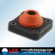 Reinforced Plastic Polymer Housing with Stainless Steel Bearing (TP-SUCF200)