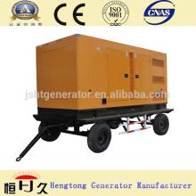 Daewoo 150KW generadores móviles fabrica