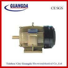 Motor del compresor de aire de Triple fase CE SGS 7.5kw