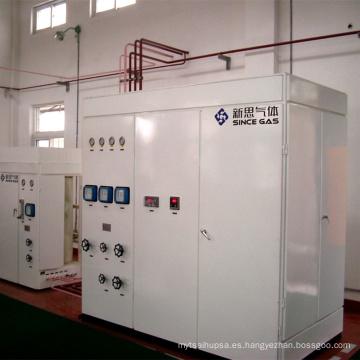 Purificación de Nitrógeno PSA con CE compatible