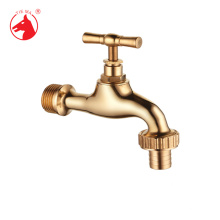 """Robinet d'arrêt d'eau / robinet à robinet zinc en zinc durable de 1/2 """"x 3/4"""""""
