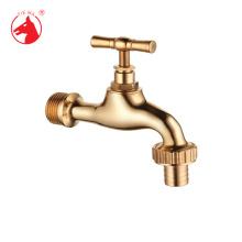 "Durável 1/2 ""x 3/4"" de bronze bibcock zinco bibcock / torneira de água"