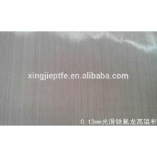 Tejido ptfe de venta superior ptfe tejido de fibra de vidrio recubierto