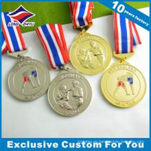 Custom Die Casting Metal Sports Medallas Fabricante