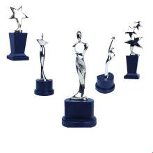 Copo de troféu de metal colecionável personalizado