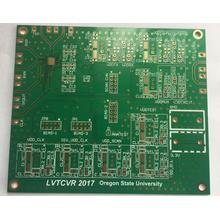 High Quality for RF Electronic PCB 2 layer RO4350B 10mil ENIG PCB supply to South Korea Importers