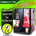 8-Selección Máquina expendedora de café instantáneo