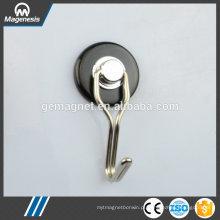 China fornecedor de ouro super qualidade de metal empresa de escritório ímãs placa de nome