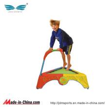 Trampoline triangular da alta qualidade dos miúdos para a venda
