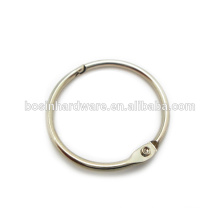 Fashion High Quality Metal 25mm Binder Ring