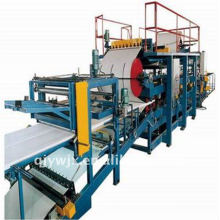 QJ automatic 980 hamburger roof panel production line