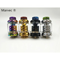 Colorful 510 Thread hand-polished e-cig RTA vape