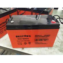 Батарея инвертора солнечной энергии геля 100ah 12V 12V