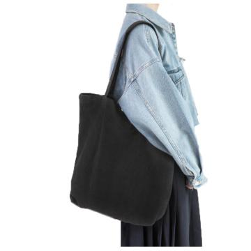 カスタムロゴプリント大型丈夫なショッピングビッグバッグ