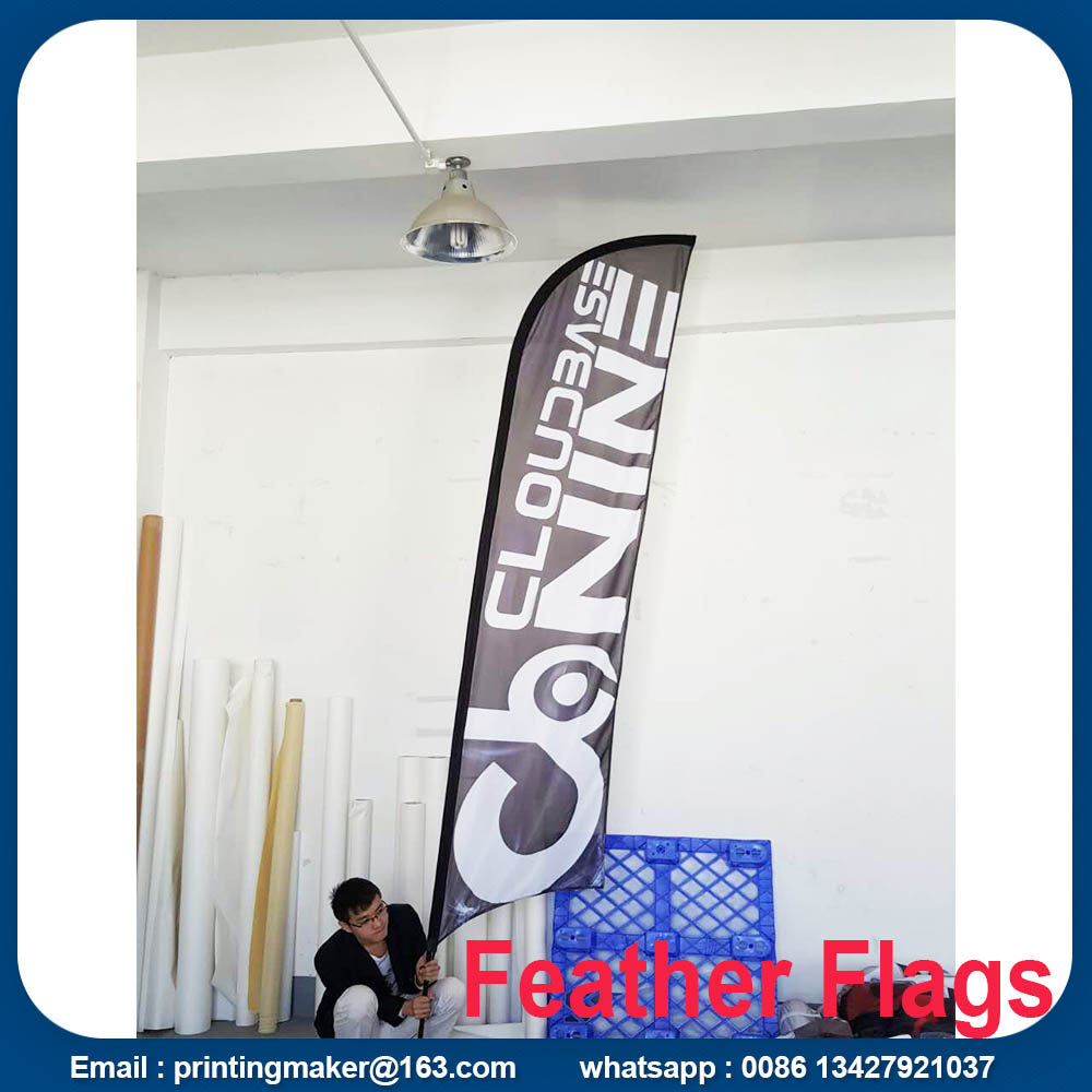 Outdoor Advertising Flags
