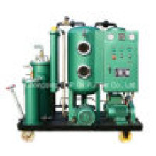 Purificador de aceite de motor de vacío altamente eficaz con separador de agua