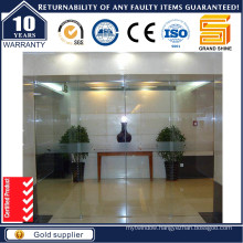 Automatic Telescopic Sliding Door (1071.104) , Aluminum Frame Glass Door, Frameless Telescopic Glass Door