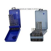SDS Plus Drill Bit Set 7PCS with Metal Case
