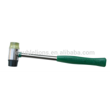 2015 the hotest big soft face hammer tubular steel handle