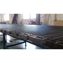 Stainless Steel Chain Conveyor Belt (With More Smooth Surface)