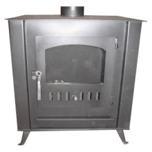 Steel Plate Stove / Fireplace / Cold Rolled Steel Stove (FH001)