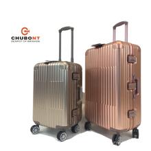 2017 New Design Aluminium High Quality Travel Hard Case