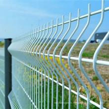 Clôture en treillis soudé de 3,5 mm fabriqué en Chine