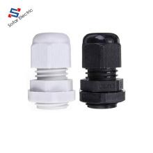CE IP68 Watertight Metric Thread Nylon Plastic M16 Cable Gland
