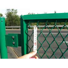 Clôture de route / clôture industrielle