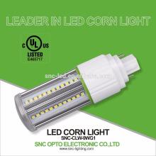 Lámpara LED de 9W G24 LED PL de alto lumen UL cUL con 5 años de garantía