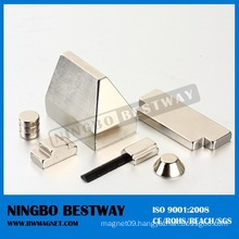Strong Sintered Coating NdFeB Magnets